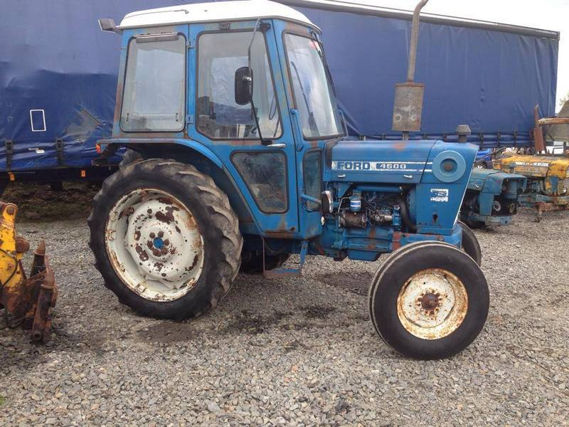 Tractor Exports Worldwide Delivery Of Ford Massey Ferguson Marshall And International Tractors