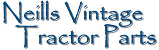 Neills Vintage Worldwide Suppliers And Exporters Of New Used Vintage Tractor Parts
